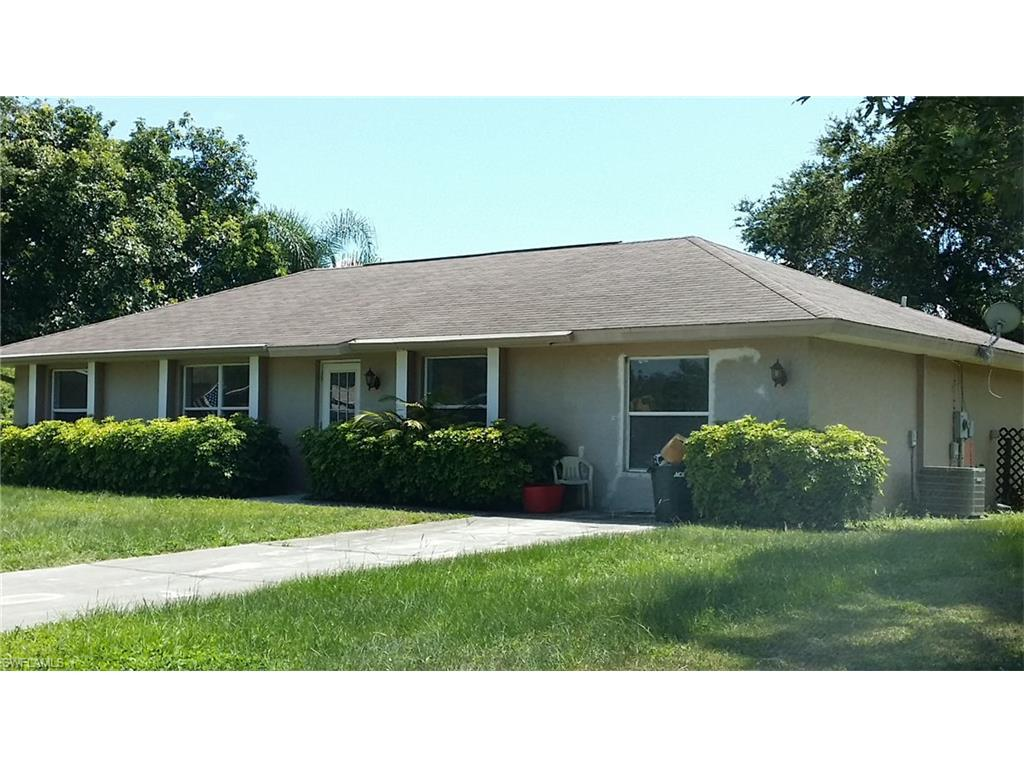 428 Valley Dr, Lehigh Acres, FL 33936 (#216043524) :: Homes and Land Brokers, Inc