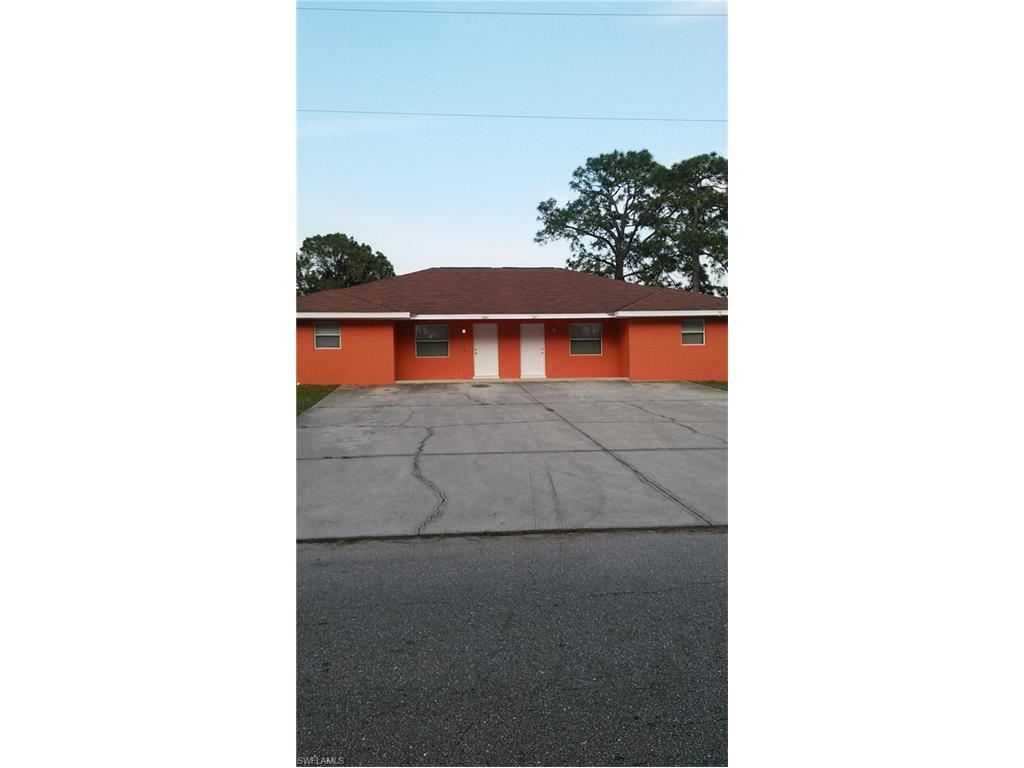 243-245 Meadow Rd, Lehigh Acres, FL 33973 (#216044364) :: Homes and Land Brokers, Inc