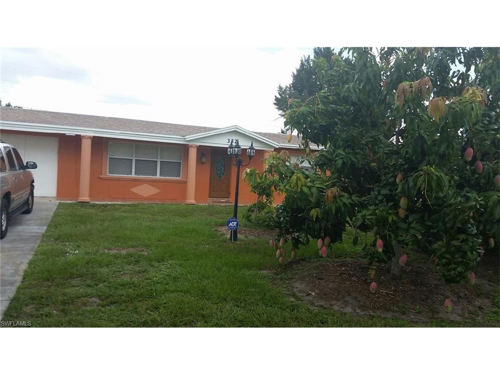 332 Grovewood Ave S, Lehigh Acres, FL 33936 (MLS #216045252) :: The New Home Spot, Inc.