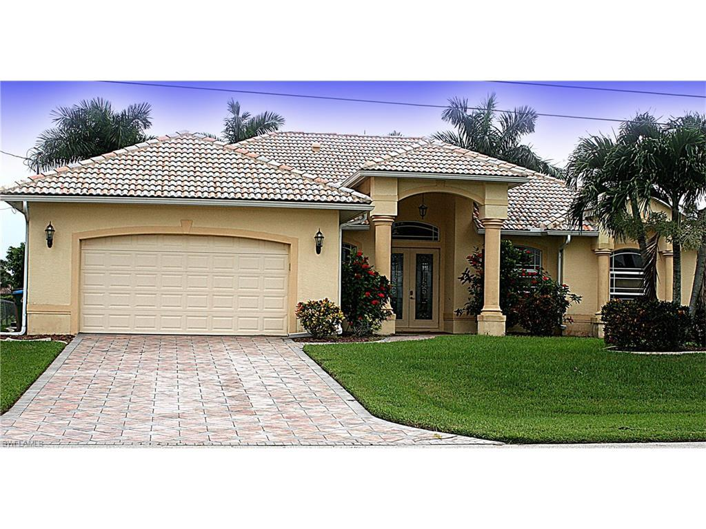 2834 SW 25th St, Cape Coral, FL 33914 (#216049620) :: Homes and Land Brokers, Inc