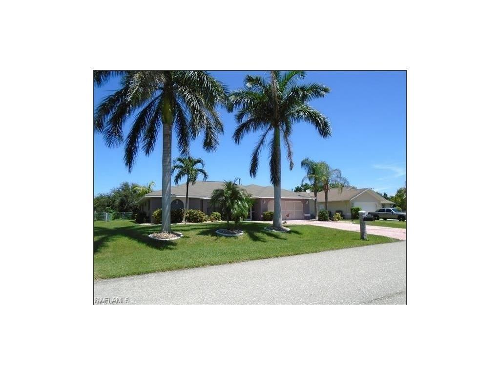 1205 SE 22nd St, Cape Coral, FL 33914 (MLS #216051330) :: The New Home Spot, Inc.