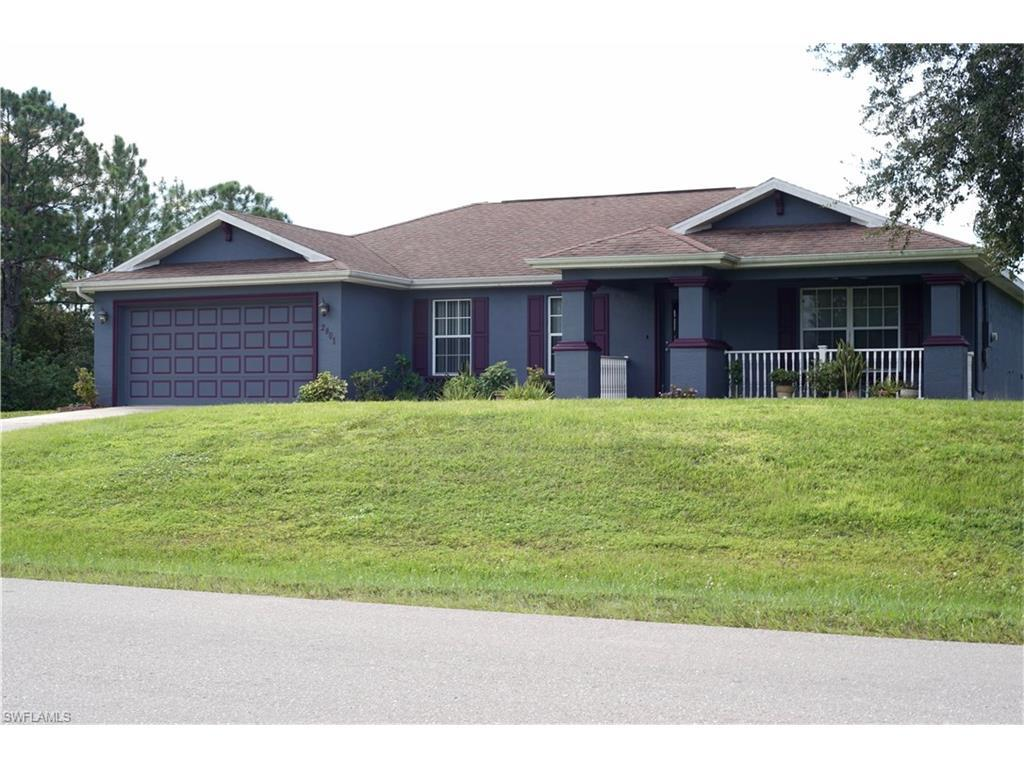 2801 51st St W, Lehigh Acres, FL 33971 (#216058123) :: Homes and Land Brokers, Inc