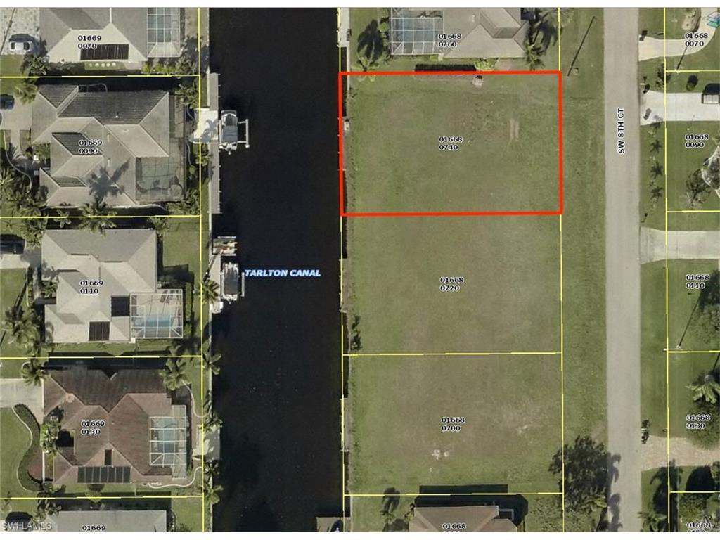 5216 SW 8th Ct, Cape Coral, FL 33914 (MLS #216060334) :: The New Home Spot, Inc.