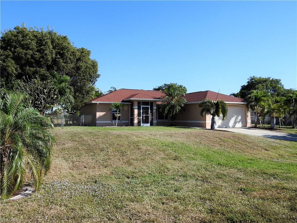 911 NW 20th Ave, Cape Coral, FL 33993 (#216061764) :: Homes and Land Brokers, Inc
