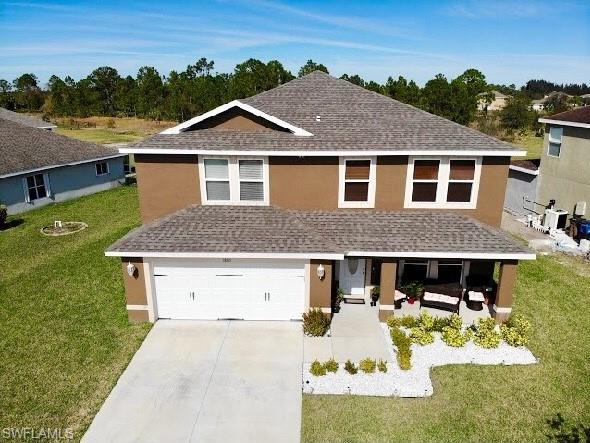 18105 Horizon View Blvd, Lehigh Acres, FL 33972 (MLS #219006271) :: The Naples Beach And Homes Team/MVP Realty