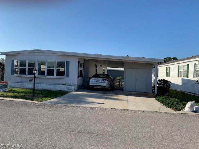 91 Snead Dr, North Fort Myers, FL 33903 (MLS #220013646) :: RE/MAX Realty Team