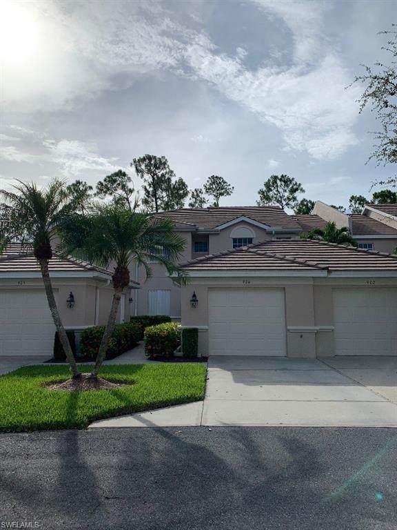 6280 Wilshire Pines Circle #906, Naples, FL 34109 (MLS #220045318) :: RE/MAX Realty Team