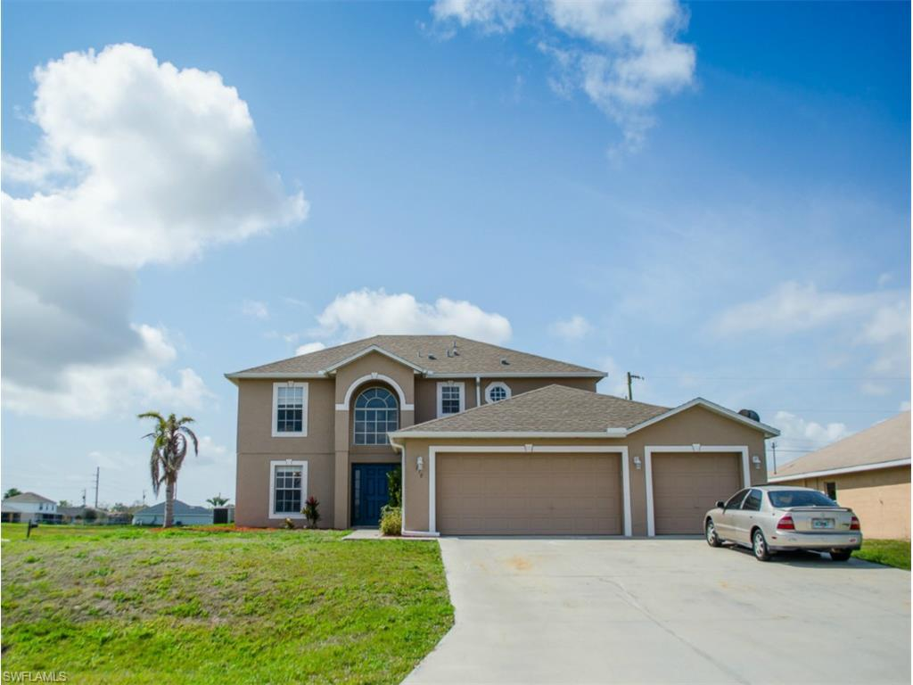 110 NW 2nd Ave, Cape Coral, FL 33993 (MLS #214002232) :: The New Home Spot, Inc.