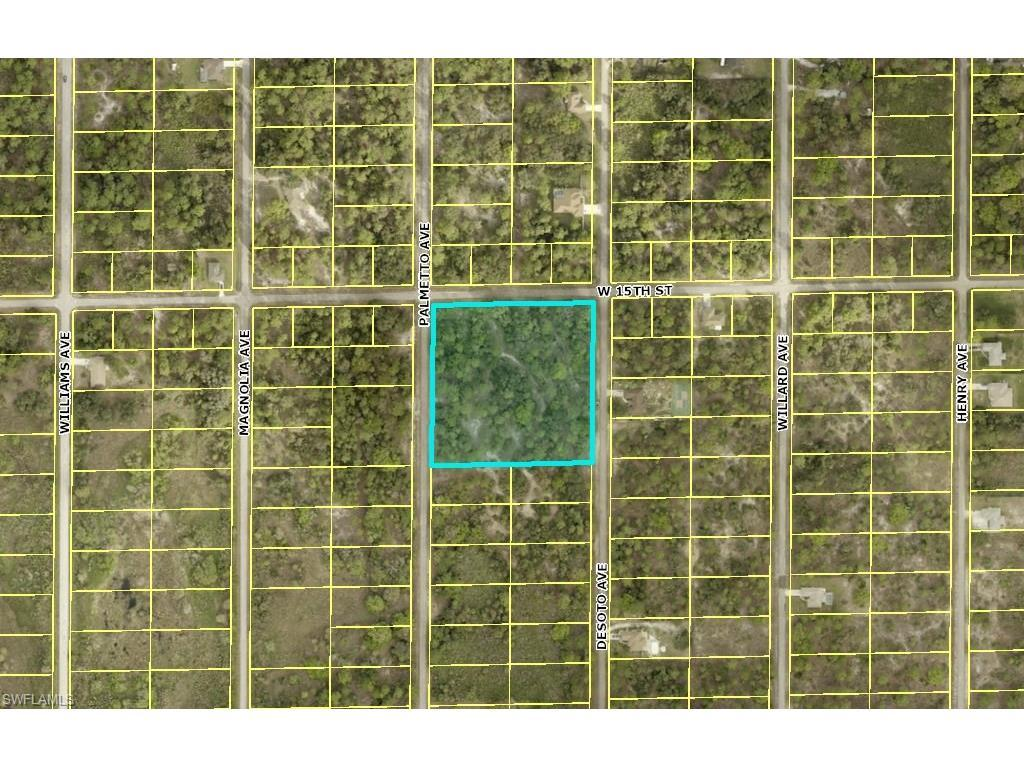 803 W 15th St, Lehigh Acres, FL 33972 (MLS #215066754) :: The New Home Spot, Inc.