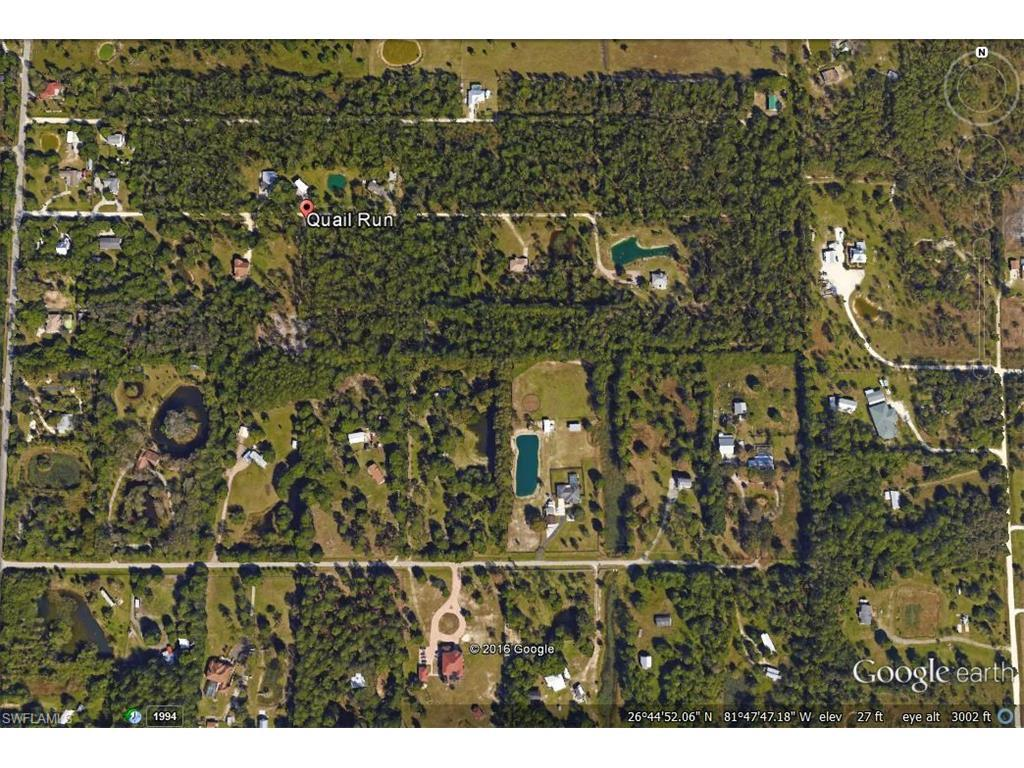 Roadway Easement, North Fort Myers, FL 33917 (MLS #216026486) :: The New Home Spot, Inc.