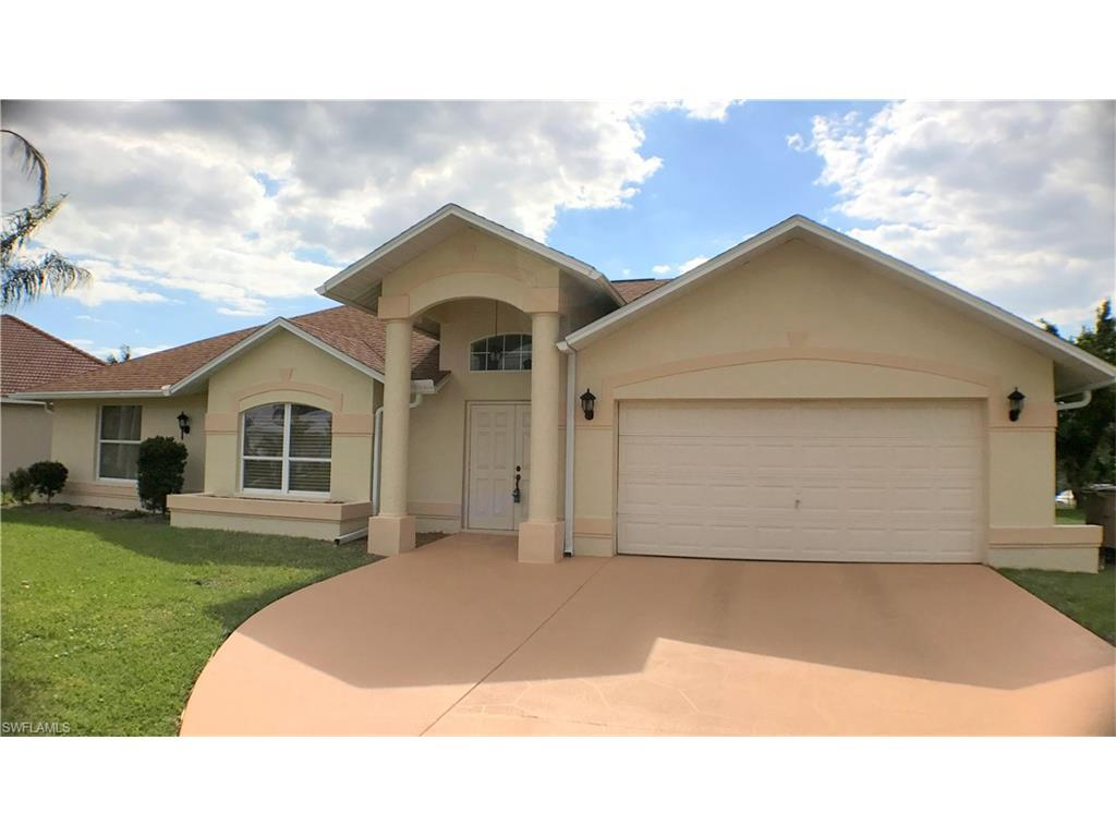 4130 SW 27th Pl, Cape Coral, FL 33914 (MLS #216026985) :: The New Home Spot, Inc.