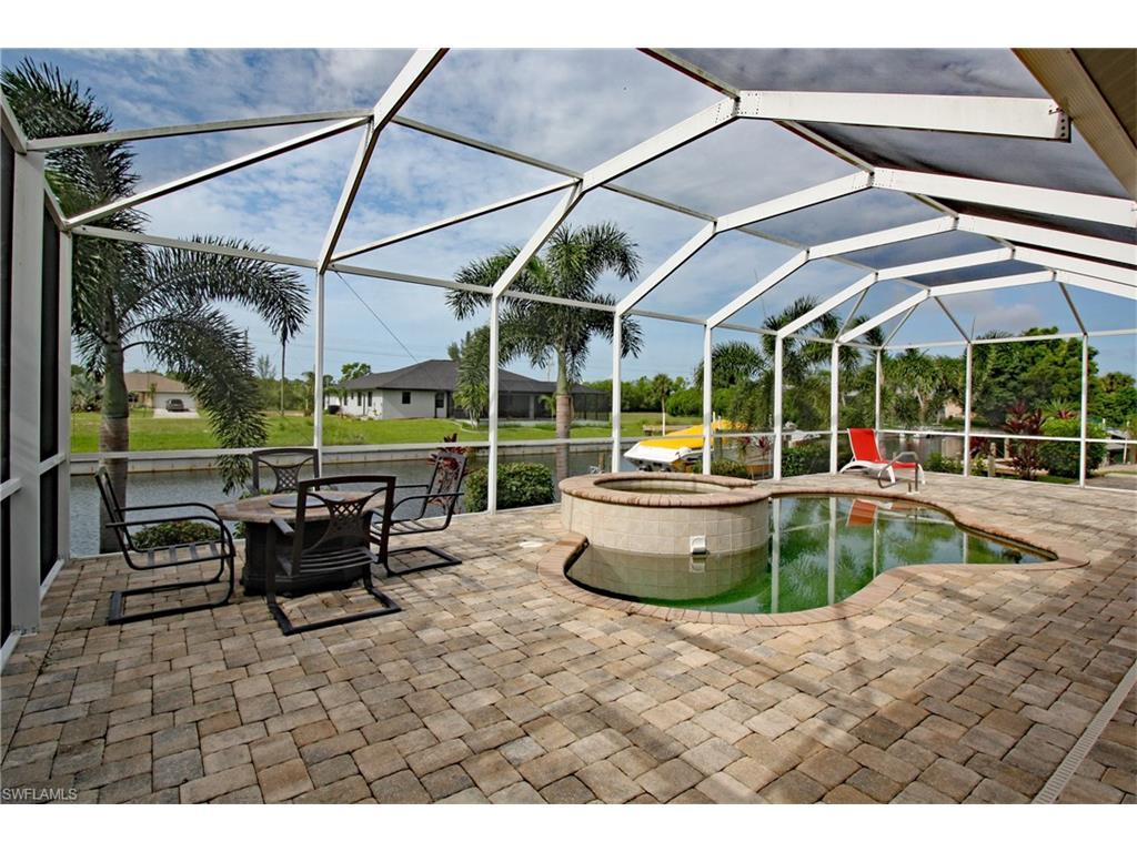 2326 SW 31st Ln, Cape Coral, FL 33914 (MLS #216030744) :: The New Home Spot, Inc.