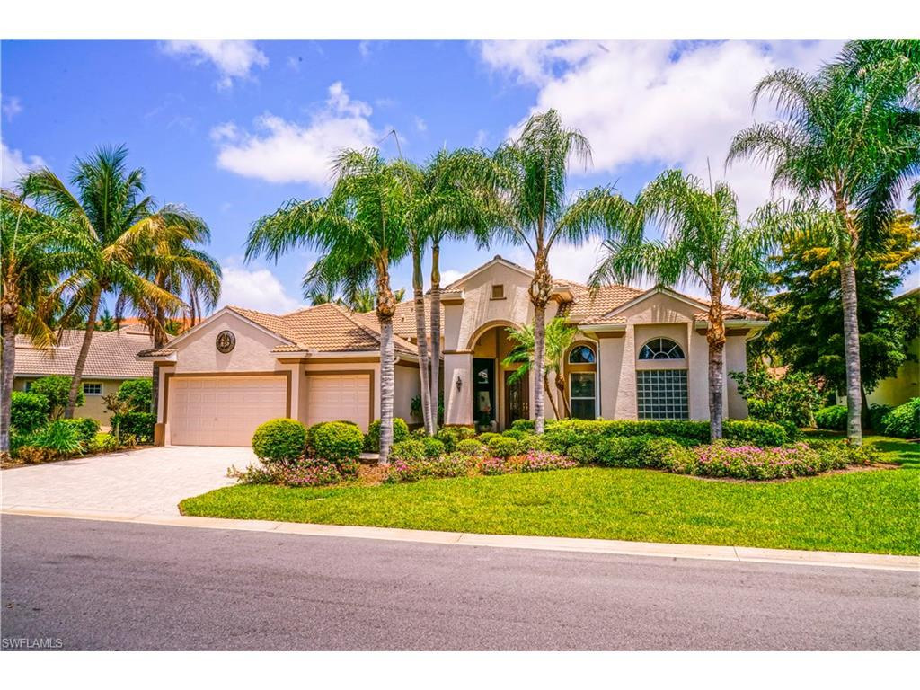 11158 Harbour Estates Cir, Fort Myers, FL 33908 (MLS #216031440) :: The New Home Spot, Inc.