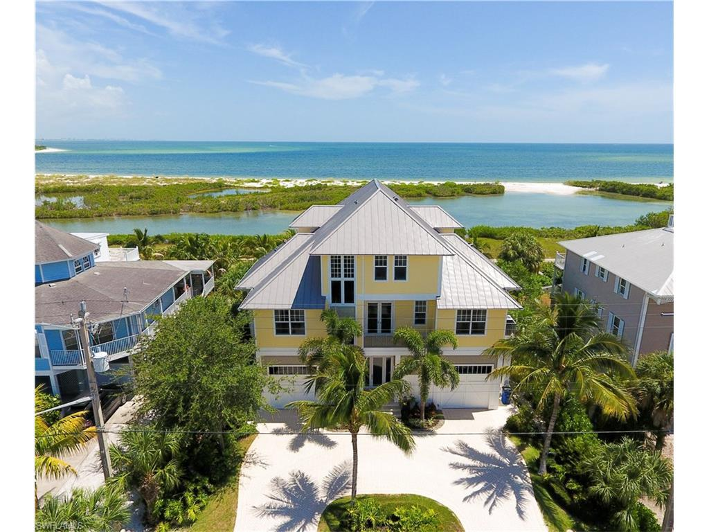 8102 Estero Blvd, Fort Myers Beach, FL 33931 (#216031796) :: Homes and Land Brokers, Inc