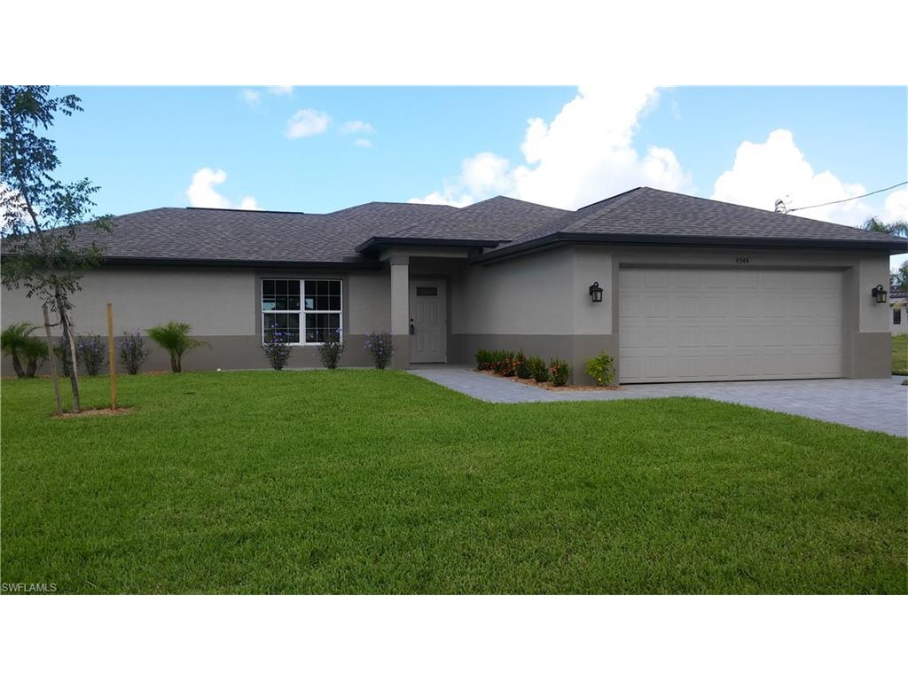 4544 SW 16th Pl, Cape Coral, FL 33914 (MLS #216034182) :: The New Home Spot, Inc.