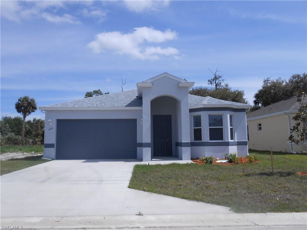 926 Hamilton St, Immokalee, FL 34142 (#216035038) :: Homes and Land Brokers, Inc