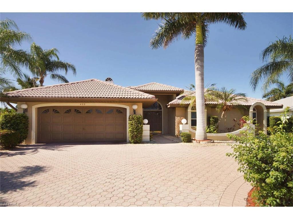 422 Cape Coral Pky W, Cape Coral, FL 33914 (MLS #216036260) :: The New Home Spot, Inc.