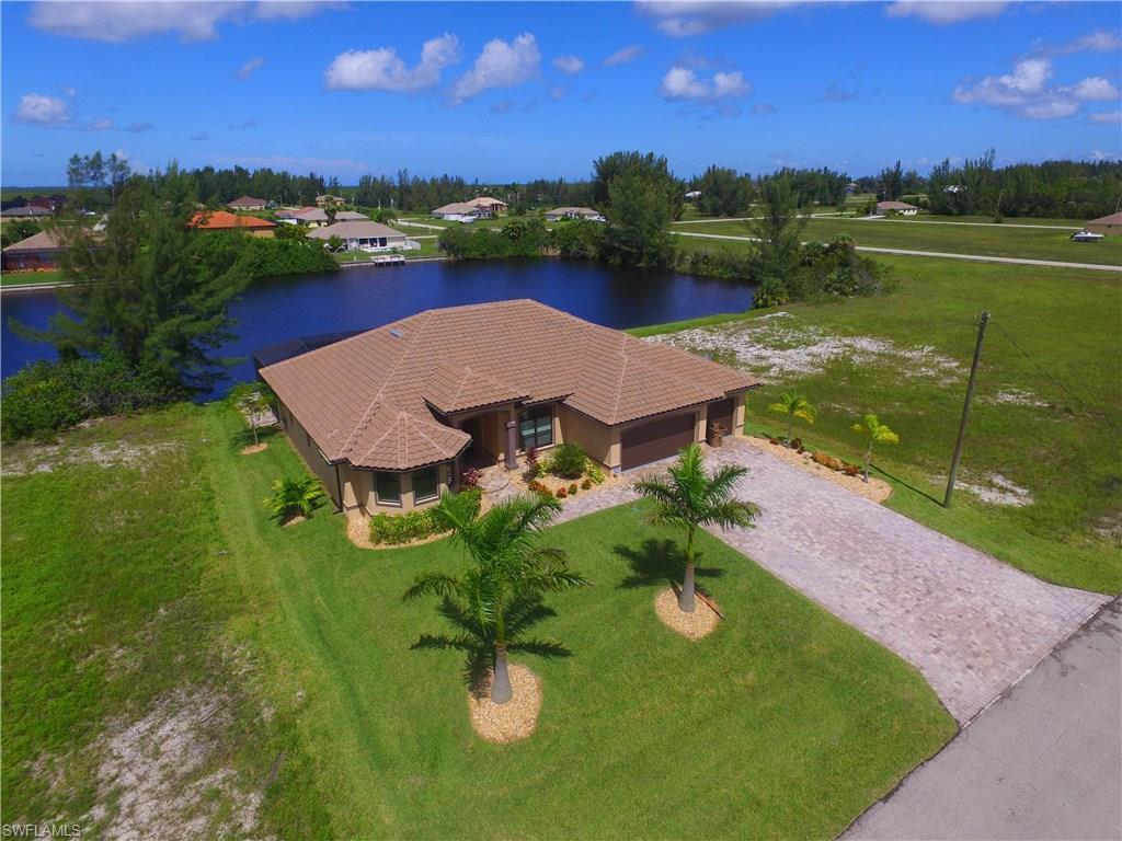 2112 NW 41st Pl, Cape Coral, FL 33993 (#216040968) :: Homes and Land Brokers, Inc