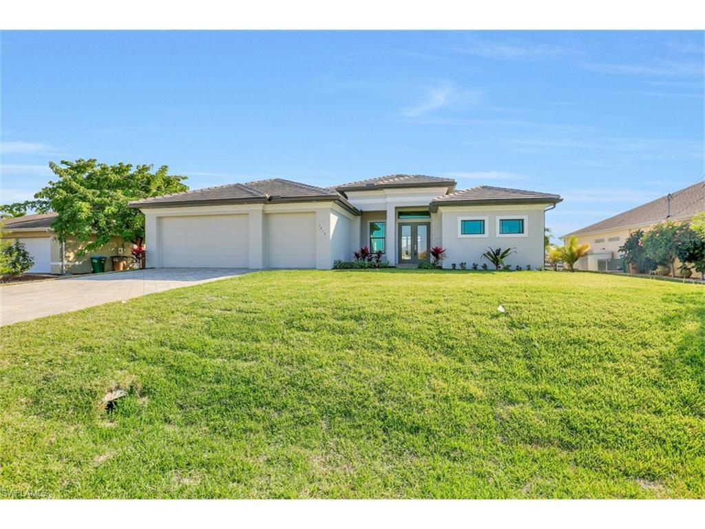 3410 NW 4th St, Cape Coral, FL 33993 (MLS #216043727) :: The New Home Spot, Inc.