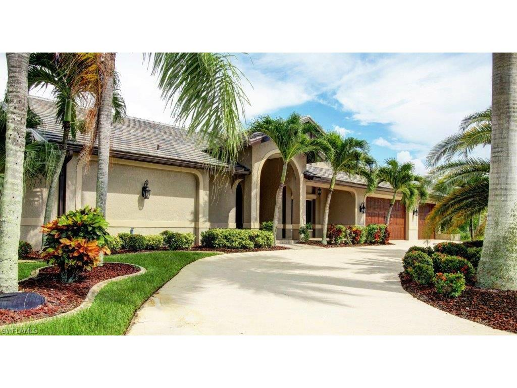 4831 Sands Blvd, Cape Coral, FL 33914 (#216051947) :: Homes and Land Brokers, Inc