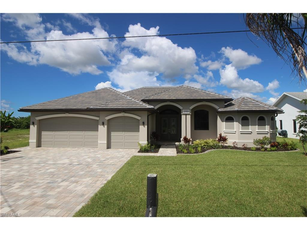 2103 SW 28th Ter, Cape Coral, FL 33914 (MLS #216053940) :: The New Home Spot, Inc.