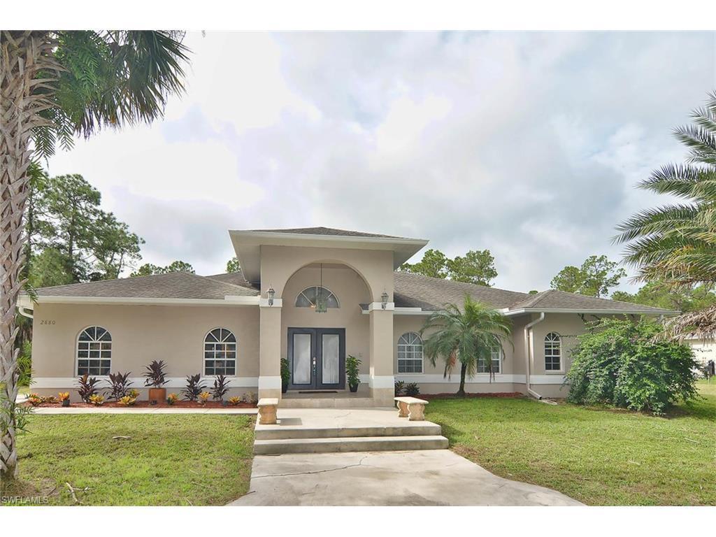 2880 18th Ave NE, Naples, FL 34120 (MLS #216054128) :: The New Home Spot, Inc.