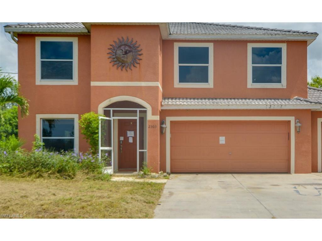 2303 NW 36th Pl, Cape Coral, FL 33993 (MLS #216056502) :: The New Home Spot, Inc.