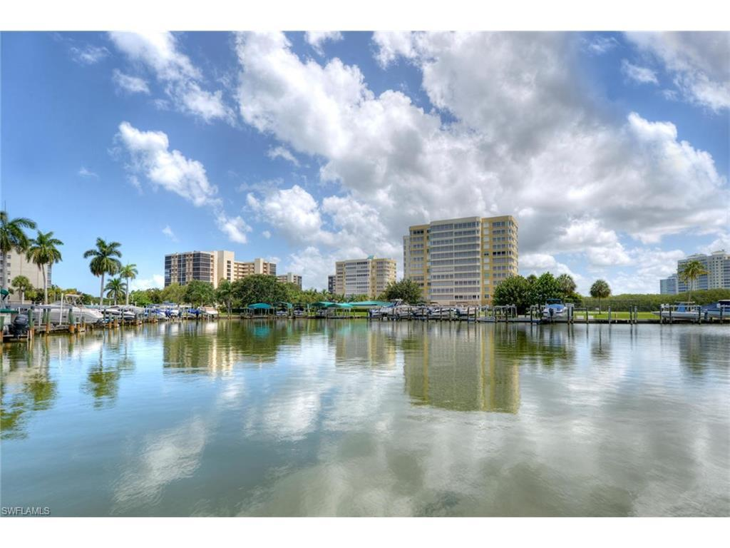 3 Bluebill Ave #308, Naples, FL 34108 (#216057130) :: Homes and Land Brokers, Inc