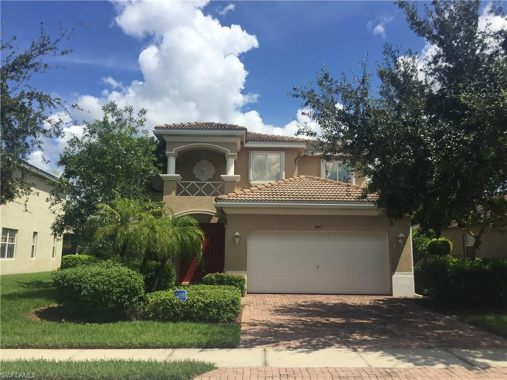 3425 Dandolo Cir, Cape Coral, FL 33909 (#216058610) :: Homes and Land Brokers, Inc