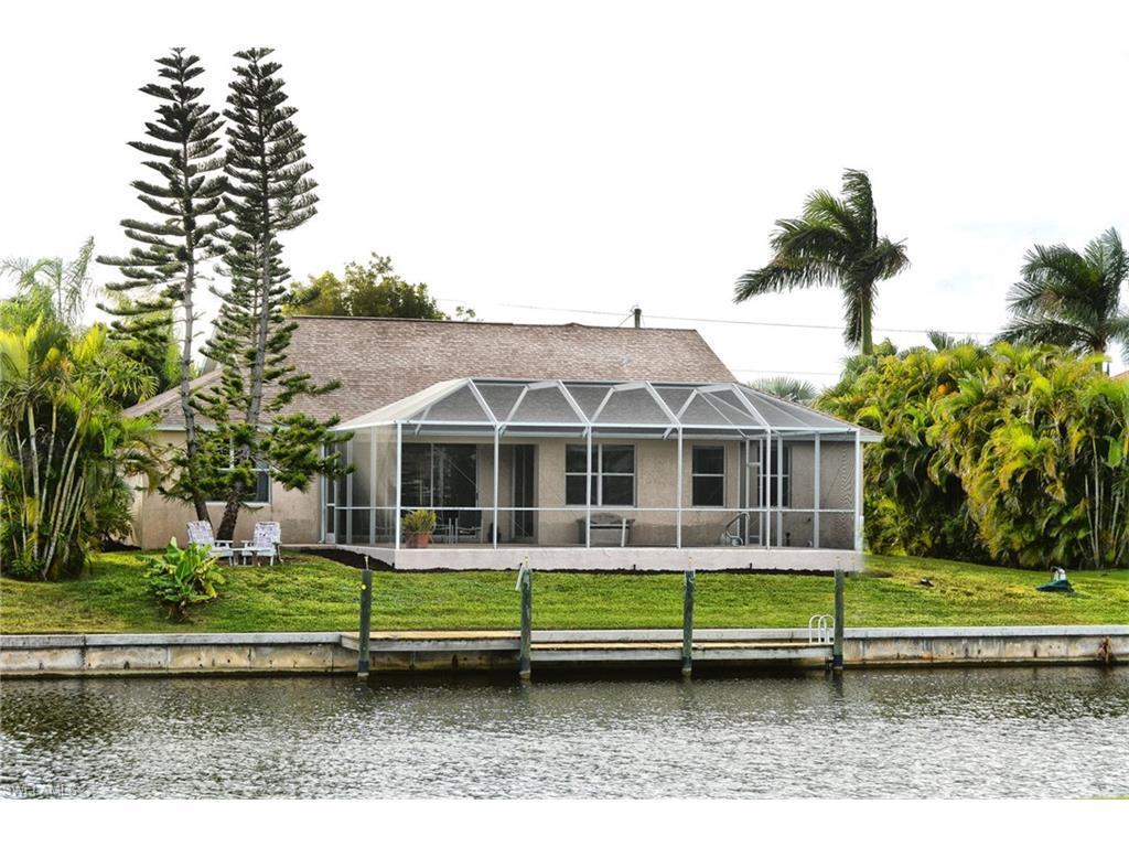 4213 SW 25th Pl, Cape Coral, FL 33914 (MLS #216062874) :: The New Home Spot, Inc.