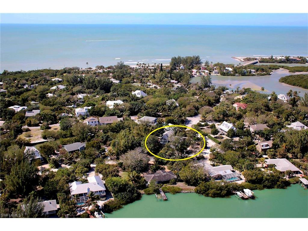 2549 Harbour Ln, Sanibel, FL 33957 (MLS #216009813) :: The New Home Spot, Inc.