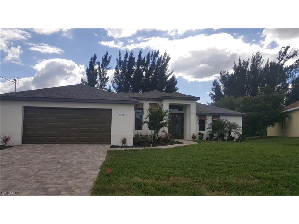 1426 SW 12th Ter, Cape Coral, FL 33991 (MLS #216050803) :: The New Home Spot, Inc.