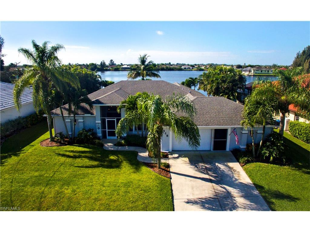 318 NE 19th St, Cape Coral, FL 33909 (#216057952) :: Homes and Land Brokers, Inc