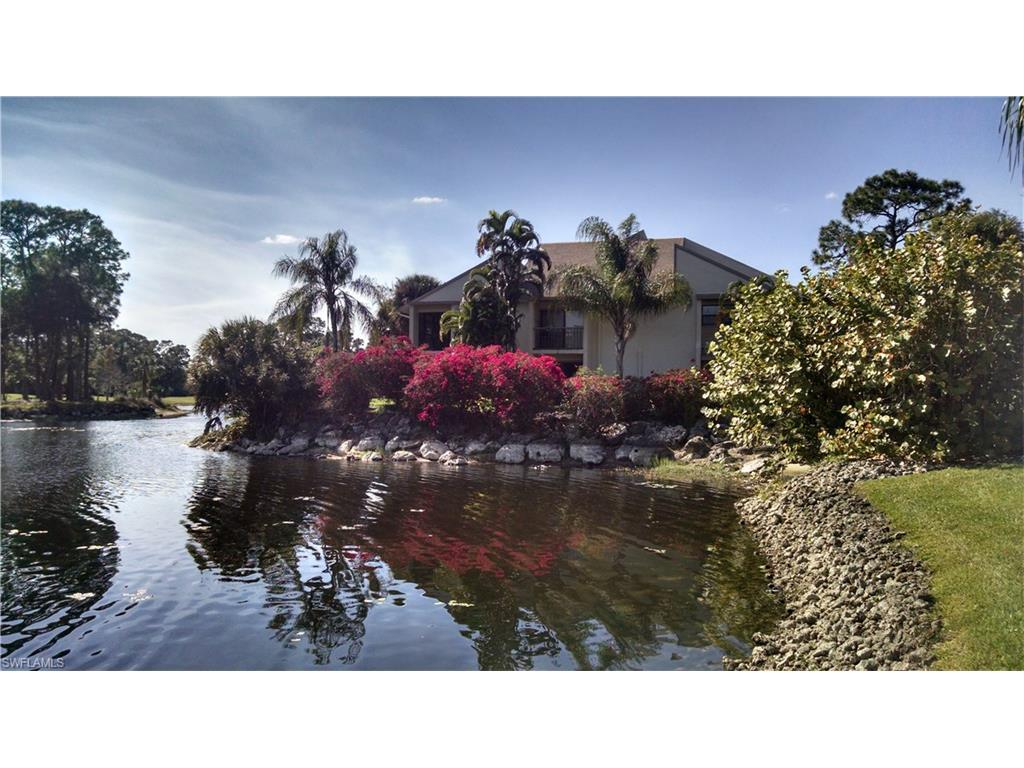 16424 Timberlakes Dr #103, Fort Myers, FL 33908 (MLS #216064785) :: The New Home Spot, Inc.