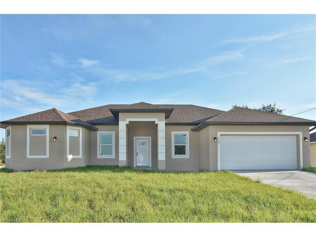 4008 11th St W, Lehigh Acres, FL 33971 (MLS #215064032) :: The New Home Spot, Inc.