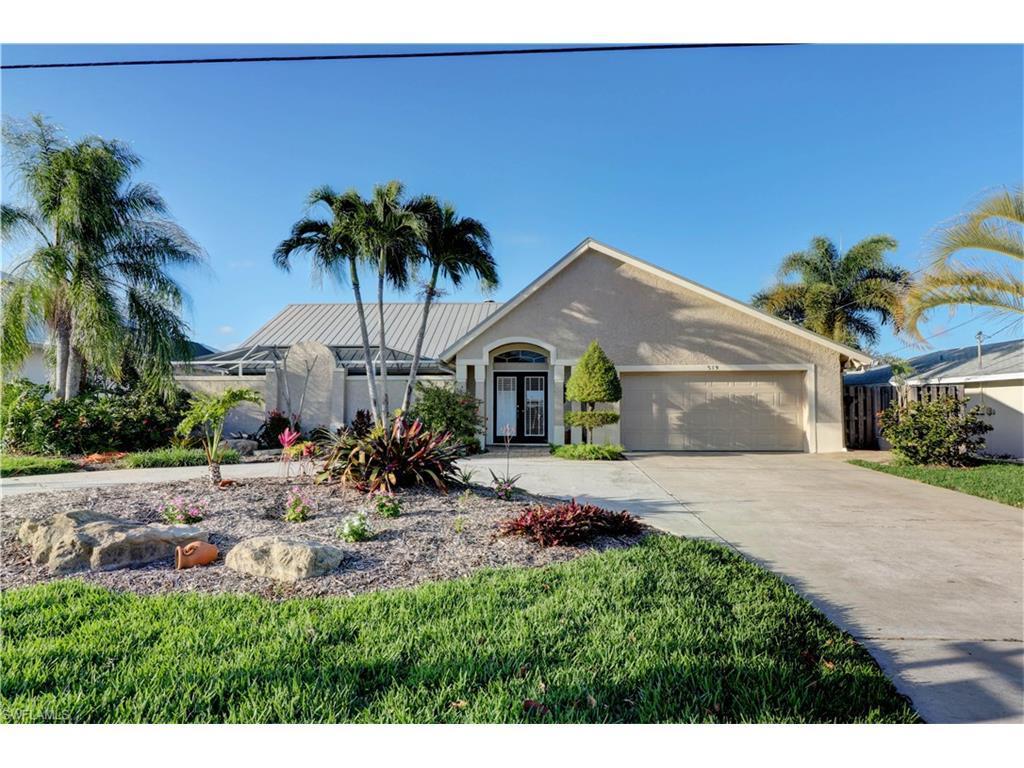 519 El Dorado Pky W, Cape Coral, FL 33914 (#216025845) :: Homes and Land Brokers, Inc