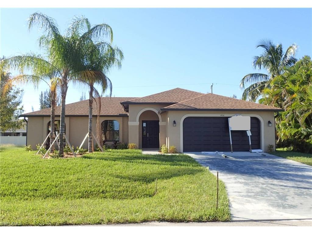 406 SE 13th St, Cape Coral, FL 33990 (#216051116) :: Homes and Land Brokers, Inc