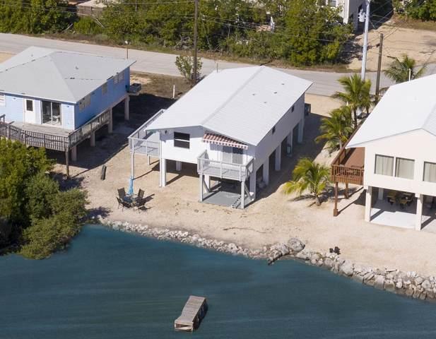 6595 Oceanview Avenue, Marathon, FL 33050 (MLS #586225) :: Key West Luxury Real Estate Inc