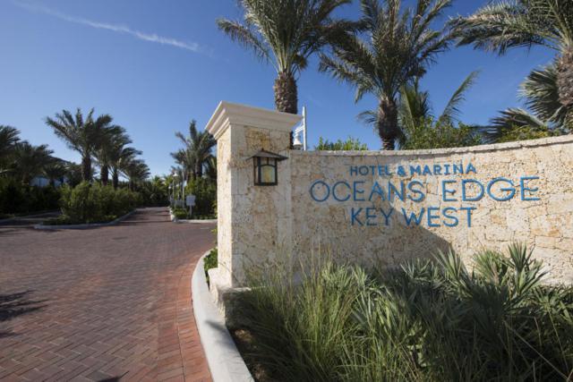 5950 Peninsular Avenue #613, Stock Island, FL 33040 (MLS #575822) :: Coastal Collection Real Estate Inc.