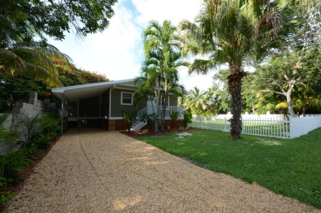 19423 Seminole Street, Sugarloaf Key, FL 33042 (MLS #576620) :: Buy the Keys