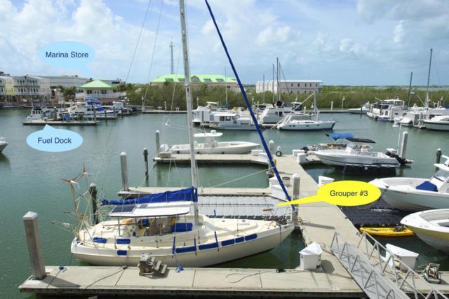 5601 College Road Grouper 3, Key West, FL 33040 (MLS #577156) :: Key West Luxury Real Estate Inc