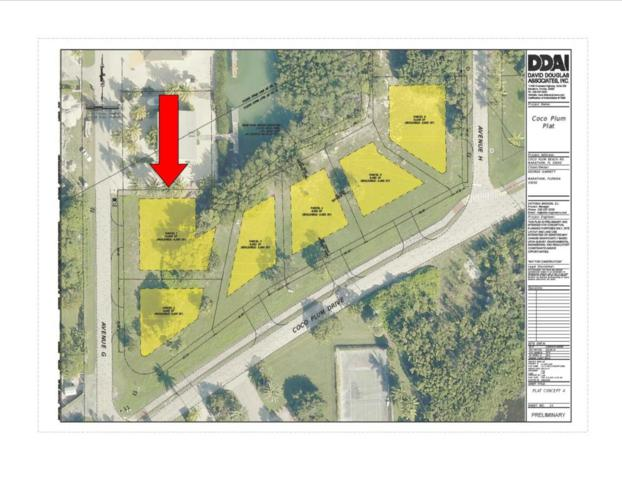 Parcel 1 Vacant Land Coco Plum Drive, Marathon, FL 33050 (MLS #577235) :: Jimmy Lane Real Estate Team