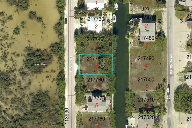 Lot 4 Pirates Road, Little Torch Key, FL 33042 (MLS #577740) :: KeyIsle Realty