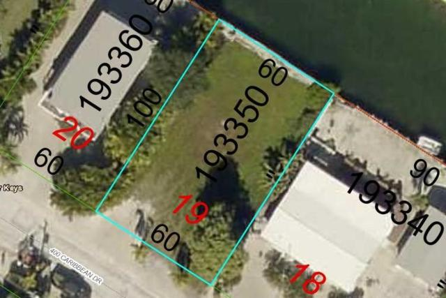 473 E Caribbean Drive, Summerland Key, FL 33042 (MLS #577930) :: The Coastal Collection Real Estate Inc.