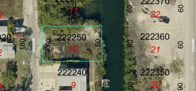827 Granada Lane, Little Torch Key, FL 33042 (MLS #577935) :: KeyIsle Realty