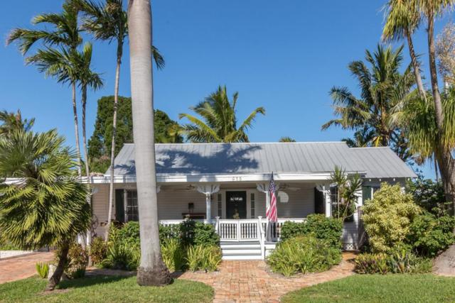 915 Washington Street, Key West, FL 33040 (MLS #577951) :: Brenda Donnelly Group
