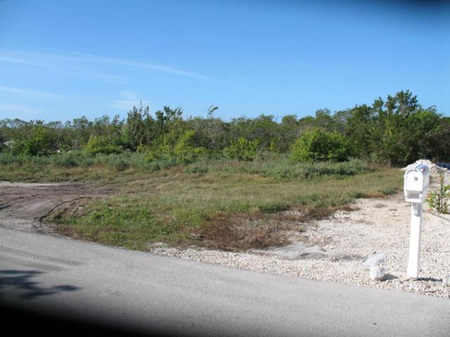 Lot 18 Avenue K Alley, Marathon, FL 33050 (MLS #578255) :: Jimmy Lane Real Estate Team