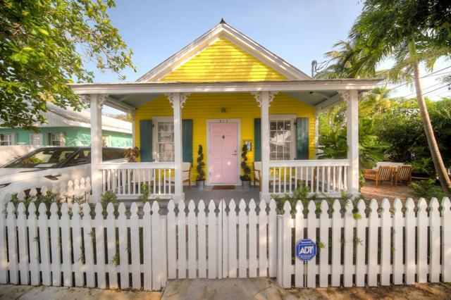 217 Virginia Street, Key West, FL 33040 (MLS #578321) :: Buy the Keys