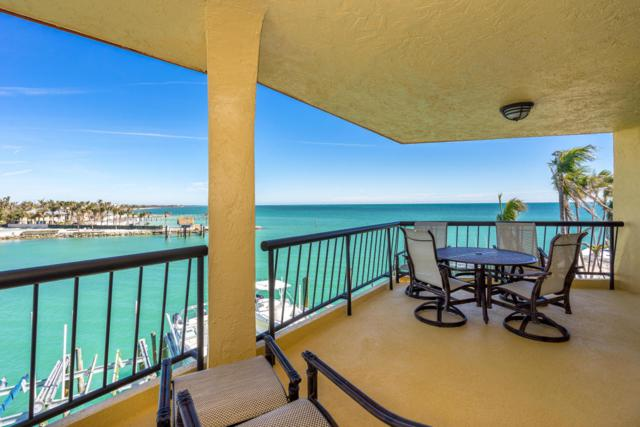 101 E Ocean Drive C401, Key Colony, FL 33051 (MLS #578328) :: The Coastal Collection Real Estate Inc.