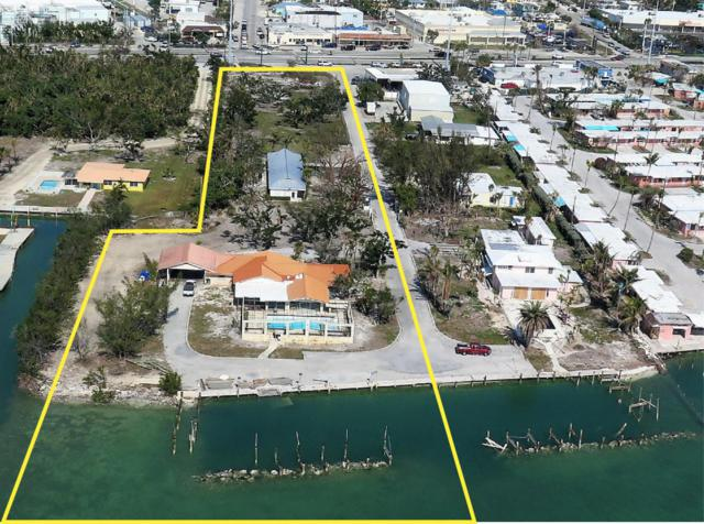 765 107Th Street Ocean, Marathon, FL 33050 (MLS #578332) :: The Coastal Collection Real Estate Inc.